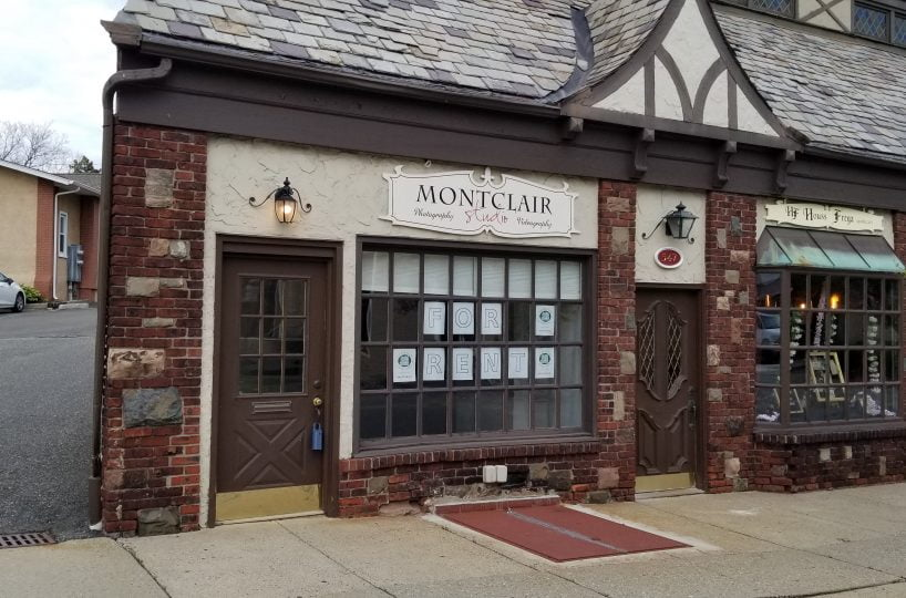 Retail Store for rent at 547 Valley Road in Montclair, NJ