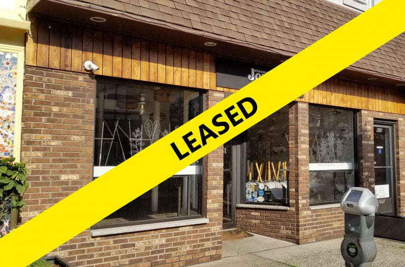 617 Valley Road has been leased as is no longer available