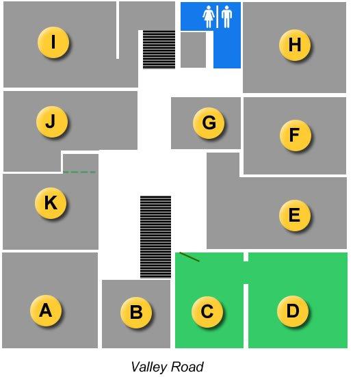 Office C-D floorplan